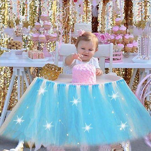 Goglor 1er cumpleaños niña bebé tutú, 1er cumpleaños Frozen ...