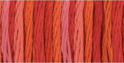 DMC Stranded Colour Variations Thread 4200 For Embroidery /& Cross stitch