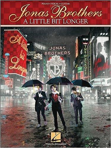 Hal Leonard Jonas Brothers-A Little Bit Longer