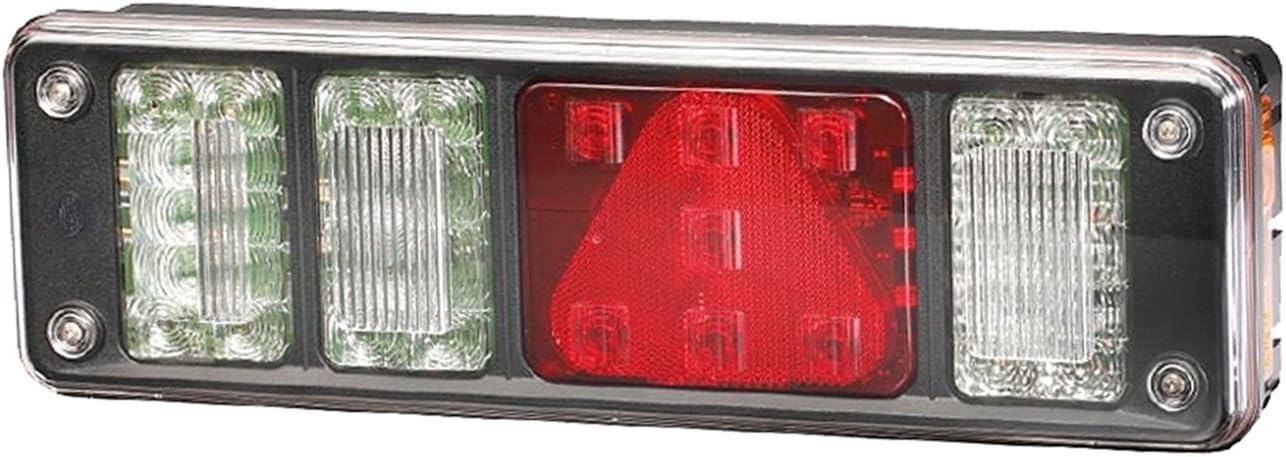 Rechts Hybrid HELLA 2VP 340 961-021 Modulare LED Hybrid Trailer Leuchte