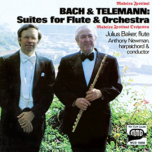 Ouverture Suite in A Minor, TWV 55:a2 (Arr. for Flute, Strings & Continuo): I. (Telemann Flute)