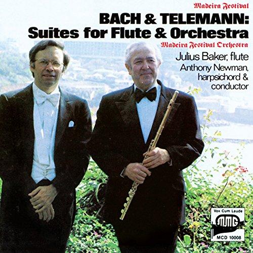 Bach & Telemann: Suites for Flute & (Telemann Flute)