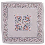 13.25 Inch Tech Pocket Square, Handkerchief, Cleaning Cloth (Declan - Warner Lilac)