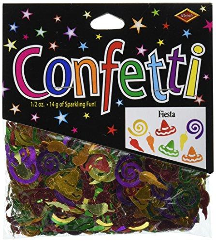 Beistle CN082 Fiesta Confetti]()