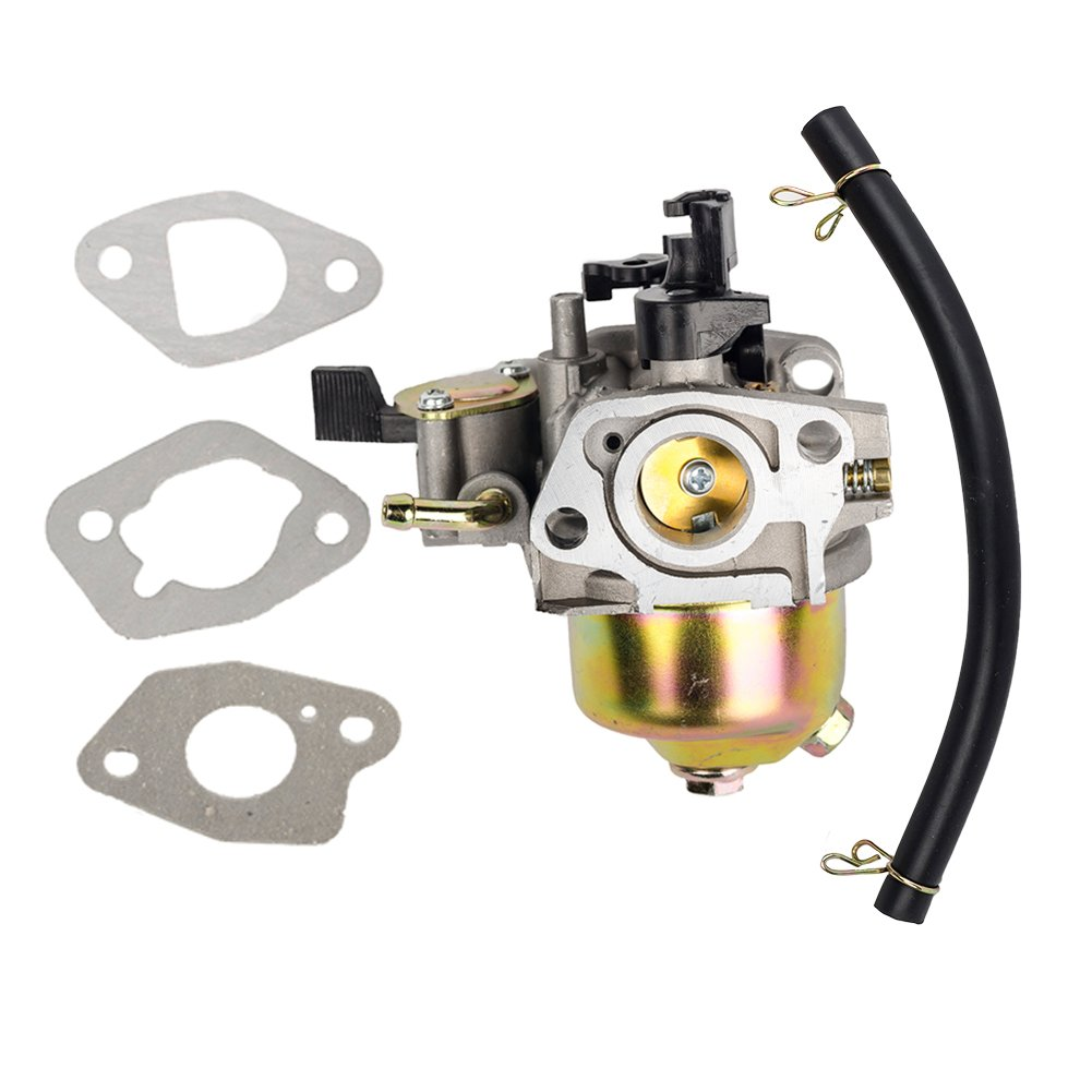 Beehive Filter Carburetor with Gasket Replace 16100-ZE6-W01 for Honda GXV120 GXV140 GXV160 Motor Engine HR194 HR195 HR214 HRA214 HR215 HR216 HRA216 HRC216 Lawn Mower