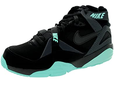 best loved 5d115 7d735 Nike Air Trainer Max 91 Mens Basketball Shoes BlackBlackHyper  TurqAnthrct
