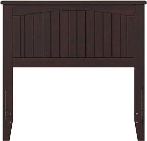 Atlantic Furniture Nantucket Headboard, Twin, Espresso