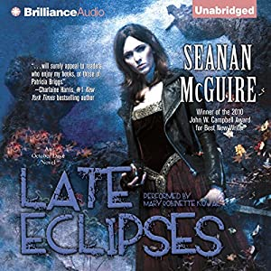 Late Eclipses Audiobook