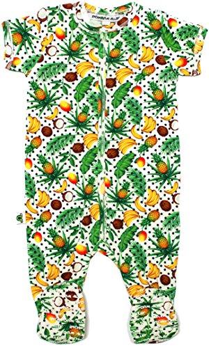 inchworm-alley-tropicana-unisex-baby-onesie-footie-sleeper-organic-cotton-6-12-months