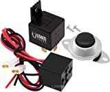 Vixen Horns 4-PIN Horn Relay 30A/12V with 4-PIN