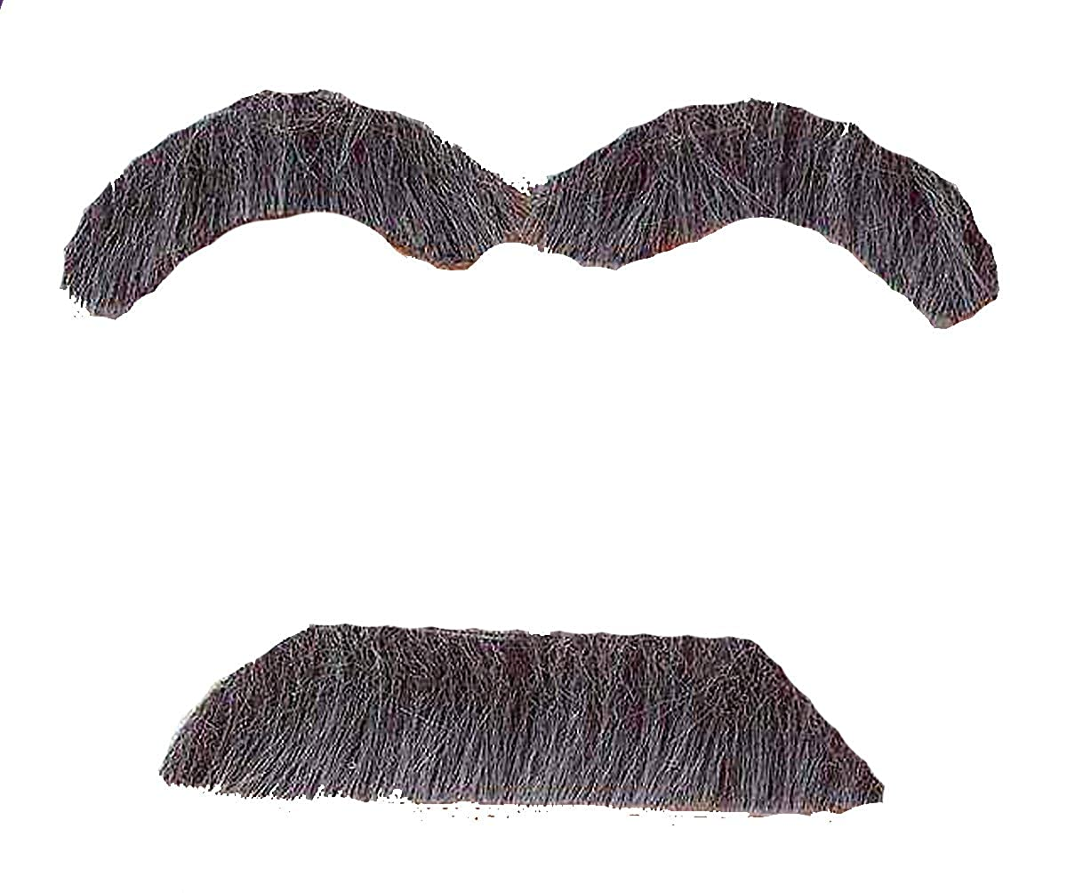 Old Man Eyebrows Mustache Pack Fun Disguise Forum 61499