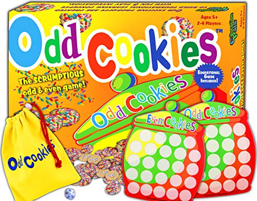 Odd CookiesTM - Cool Math Games for Kids