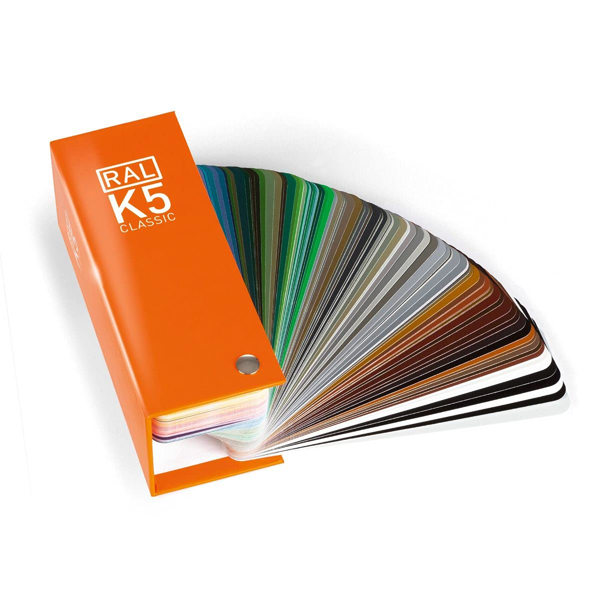 RAL K5 CLASSIC colour fan glossy