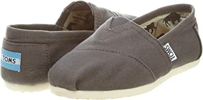 Classic Canvas Ash Slip-on Shoe