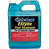 Star Tron Enzyme Fuel Treatment Concentrate - Rejuvenate & Stabilize Old Gasoline, Cure Ethanol Problems, Improve MPG…