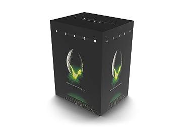 Alien Xenomorph - Huevo de almacenamiento, activado por movimiento