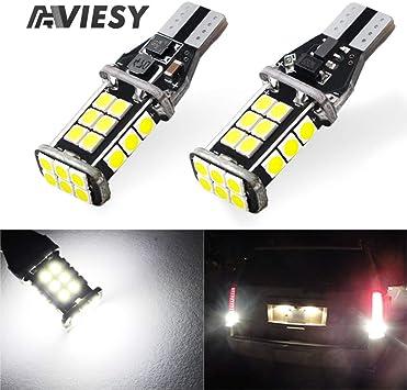 2X Back Up Reverse Light 7440 7443 LED Bulb For Honda Odyssey Civic Accord EOA