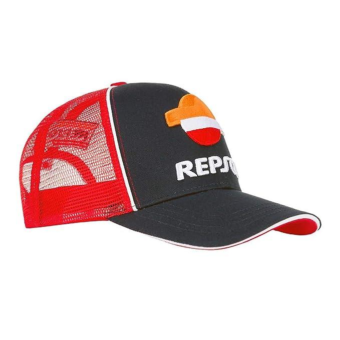 REPSOL - Gorra Oficial para Impresora de Equipo: Amazon.es ...