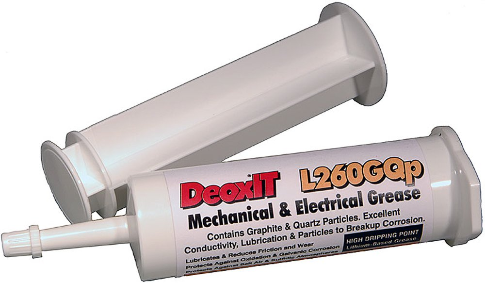 DeoxITL260 Grease L260GQp, syringe (use with DGG-50) grap - L260-GQ2C