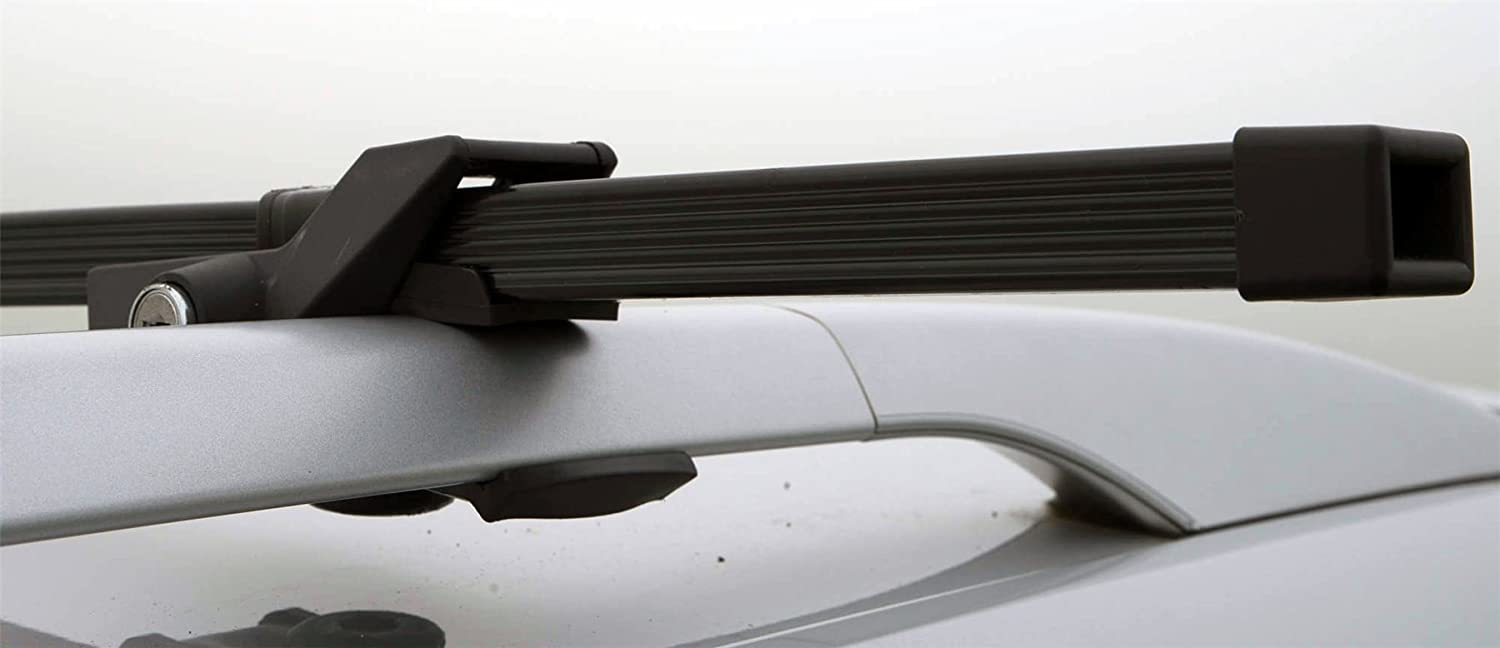UKB4C Locking Roof Rack Cross Bars fits Ford Focus Grand C-Max 2010-2016 5 door