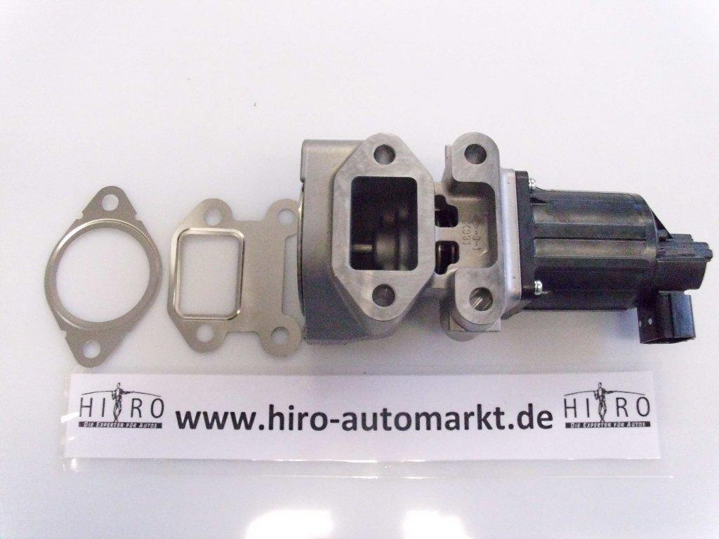 AGR Ventil Abgasrü ckfü hrung Opel / GM inkl. Dichtungen 1, 7 Diesel NEU!!!