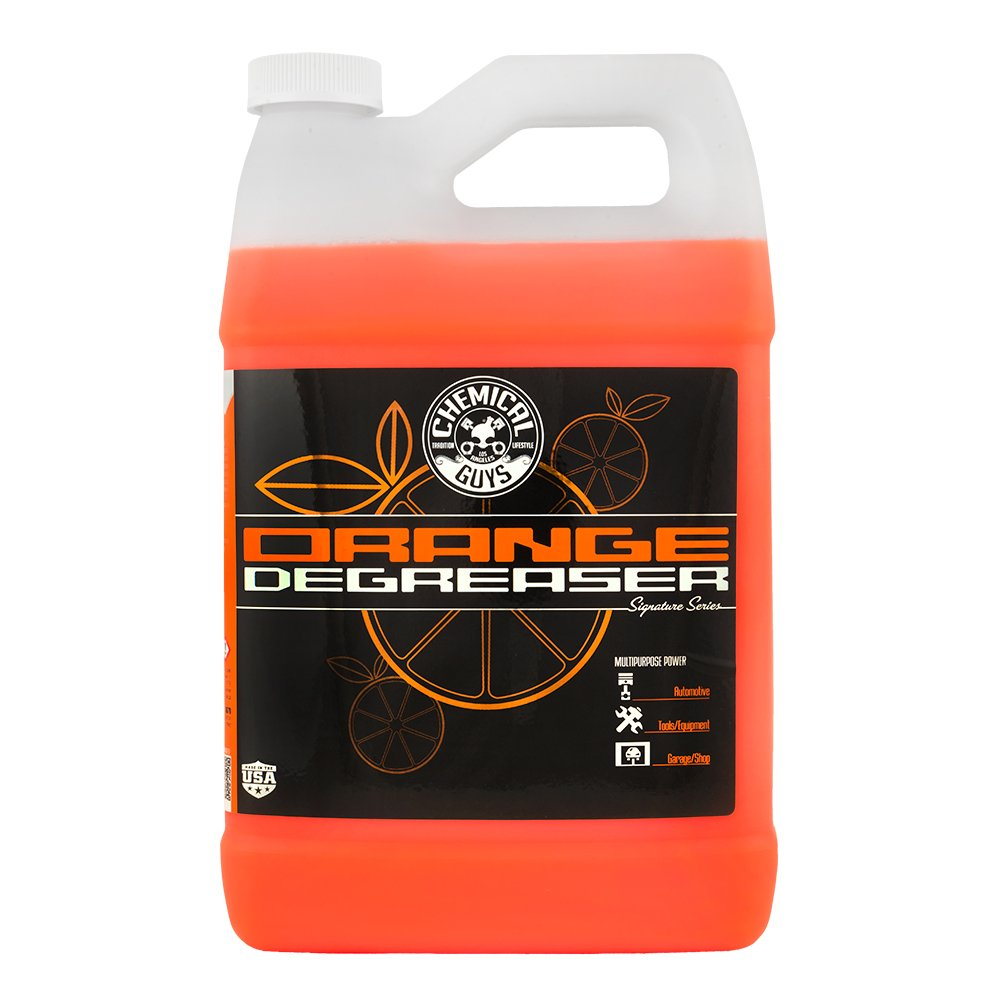 Chemical Guys CLD_201 Signature Series Orange Degreaser (1 Gal) by Chemical Guys