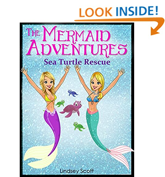 Books For Kids The Mermaid Adventures