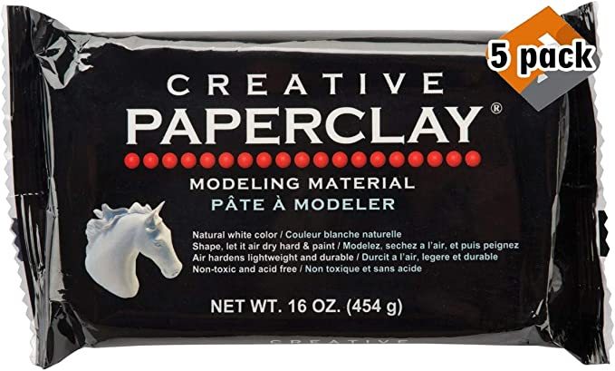 Creative Paperclay 16 oz Pack
