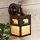 Black Forest Decor Montana Outdoor Hanging Wall Lamp Review