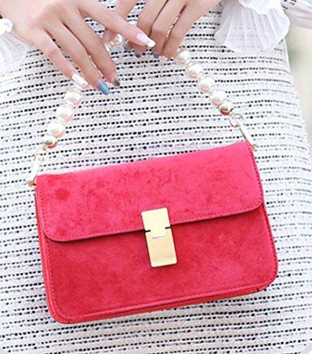 Carré Sacs Main Sac Printemps Nouveau Portable Bandoulière Package Red Shoulder Petit Bag Diagonale À Womens OqrOtTSw