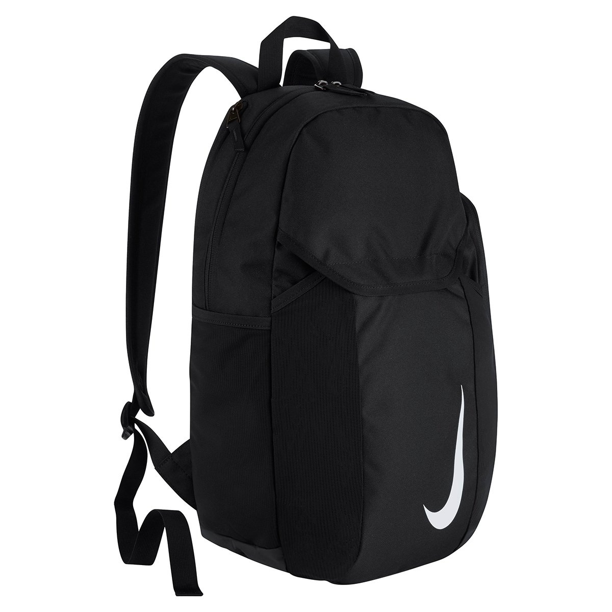 1443b9151 Amazon.com: Nike Academy Team Backpack, One Size, Black: Sports & Outdoors