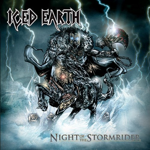 Night of the Stormrider by Iced Earth (April 28, (Stormrider Iced Earth)