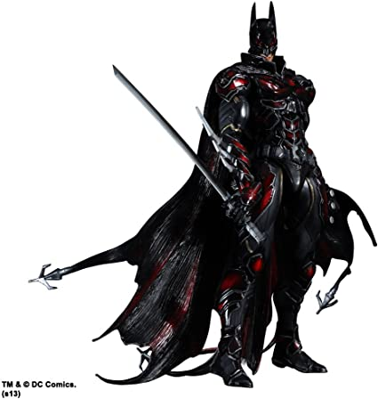 DC Comics Variant Play Arts Kai-Kai Batman Limited Color VER. (Limited Edition) (Finished Product, Action Figure) by Square Enix