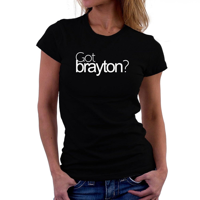 Got Brayton Women T-Shirt