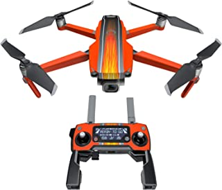product image for Hot RodDecal Kit for DJI Mavic 2/Zoom Drone - Includes 1 x Drone/Battery Skin + Controller Skin