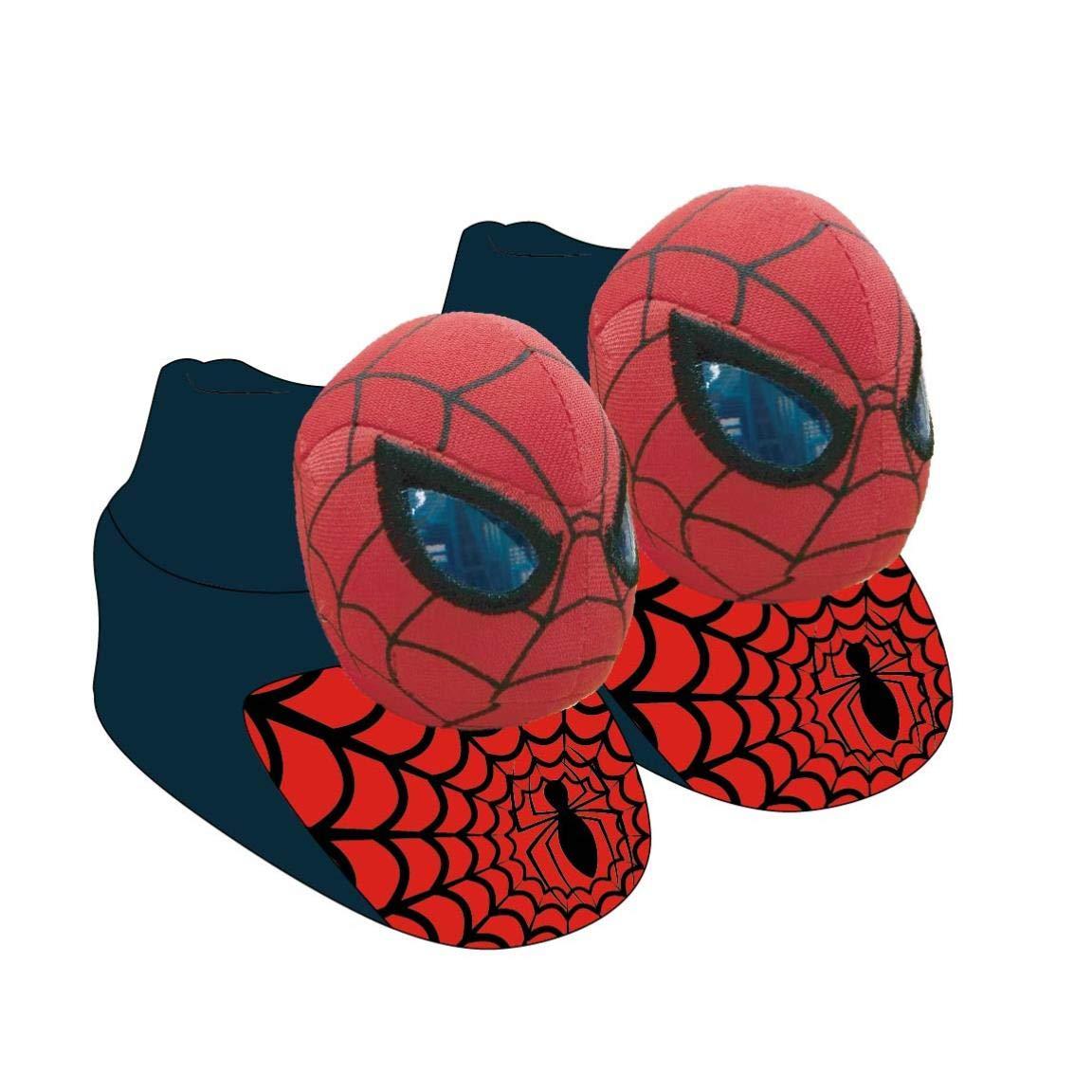 Cerd/á Zapatillas de CASA 3D Spiderman Chaussons gar/çon