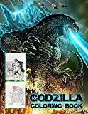img - for Godzilla Coloring Book book / textbook / text book