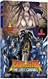 DVD Box Set Os Cavaleiros do Zodiaco The Lost Canvas - A Saga de Hades [ Saint Seiya The Lost Canvas Meiou Shinwa ] [ NO ENGLISH ] [6 DVDs] [ REGION 4 ]