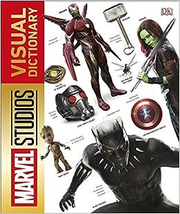 e2dfb7aaee Marvel Studios Visual Dictionary (Dk Marvel)  Amazon.co.uk  Adam ...