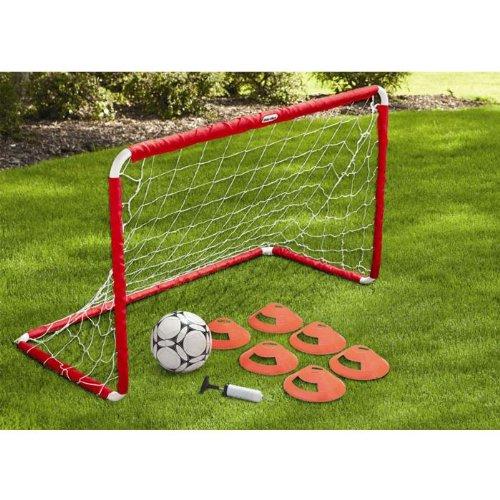 Easy Score Soccer Set - Little Tikes Easy Score Soccer Set