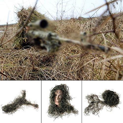 2019 迷彩狩猟スーツのための狩猟用ライフル巻きロープタイプスーツホルスター