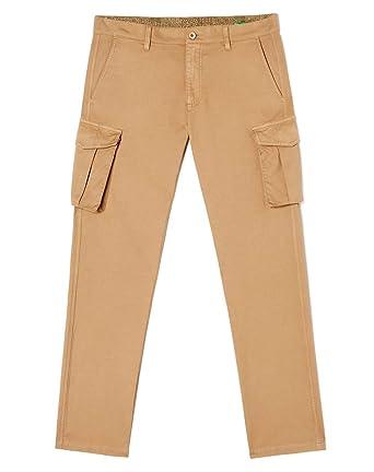 United Colors of Benetton Herren Hose Trousers, Beige (Beige