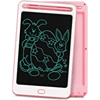 Richgv Upgrade 8.5 Inch LCD Writing Tablet Graphic Drawing Board Doodle Pad Board Electronic Ewriter Handwriting Pad…