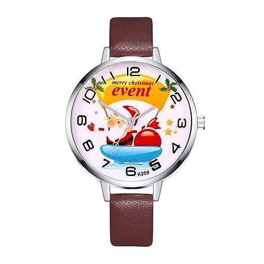 Relojes Pulsera Mujer,QINGXIA_ZI Reloj de Mujer Reloj de Pulsera de Cuarzo de Las Mujeres