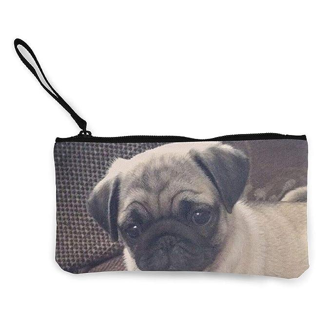 Amazon.com: Lovely Pug Monedero de viaje maquillaje lápiz ...