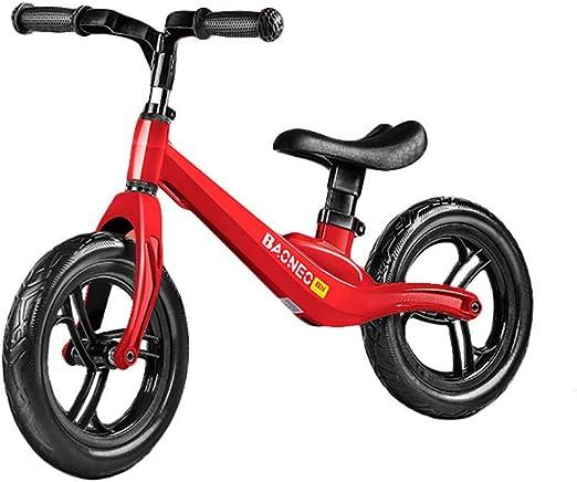 CHEERALL Bicicleta de Equilibrio para 2-4 años de Edad, Bicicleta ...