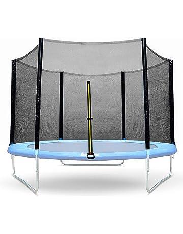 Amazon.es: Trampolines y accesorios - Fitness y ejercicio ...