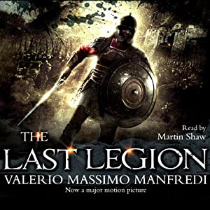 The Last Legion Hörbuch