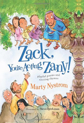 Download Zack, You're Acting Zany!: playful poems and riveting rhymes pdf epub