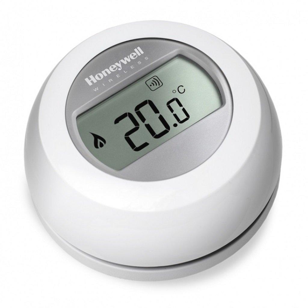 Honeywell T87RF2059 - Evohome termostato de ambiente de radio: Amazon.es: Bricolaje y herramientas